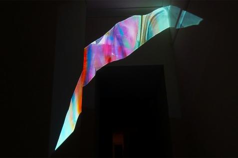 "Linda Loh ""Headspace"" installation view (detail) 2012"