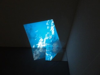 Clouds 2 2012 Installation view