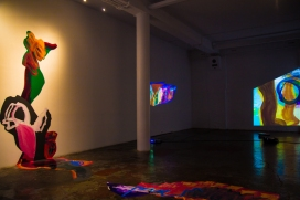 Linda Loh Deliria exhibition Tinning St-1