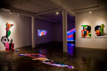 Linda Loh Deliria exhibition Tinning St-16