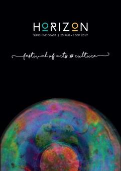 Linda Loh Horizon Festival Program Cover 2017