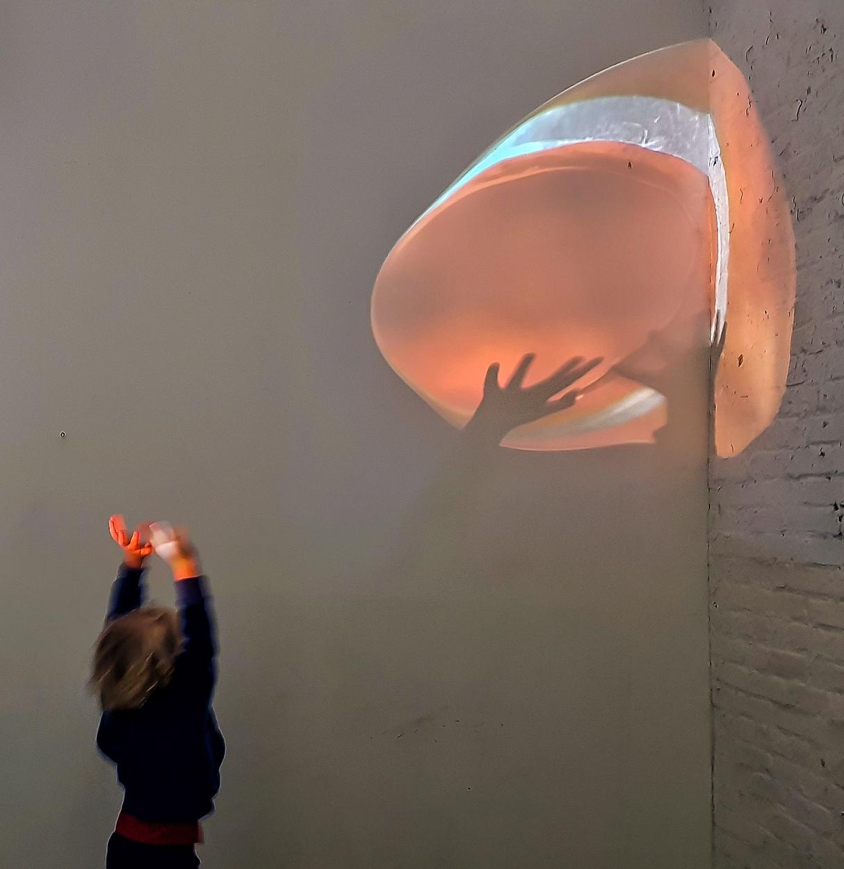 Linda Loh NARS Open Studios NYC 2018 Installation View