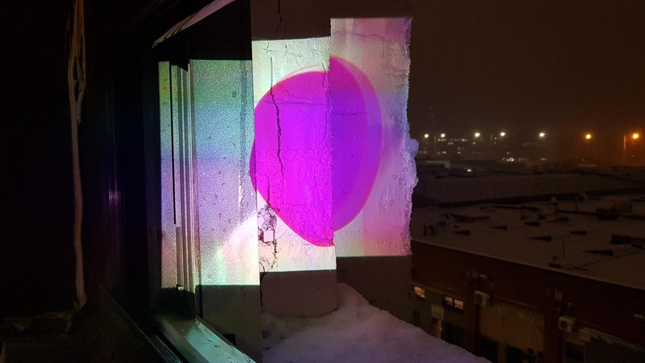 Linda Loh NARS NYC 2018 Studio View